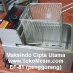 Jual Electric Deep Fryer di Makassar