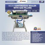 Jual Mesin Continuous Sealer dan Gas Filling di Makassar