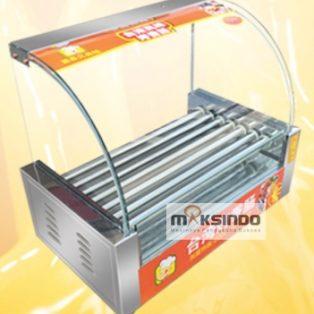 Jual Mesin Pemanggang Hot Dog (MKS-HD5) di Makassar
