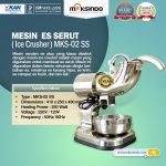 Jual Mesin Ice Crusher ( Es Serut) di Makassar