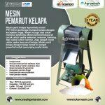 Jual Mesin Pemarut Kapasitas Besar di Makassar