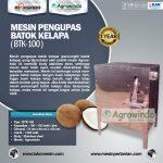 Jual Mesin Pengupas Batok Kelapa di Makassar