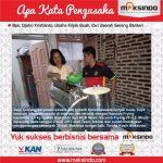 Jual Mesin Vacuum Frying 3.5 kg di Makassar