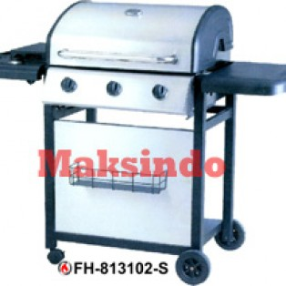 Mesin Barbeque