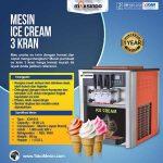 Jual Mesin Soft Ice Cream Lengkap di Makassar