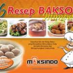 Jual Paket Mesin Pembuat Bakso Maksindo Terbaru di Makassar