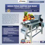 Jual Mesin Peras Santan dan Buah (Industrial Juicer) di Makassar