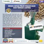 Jual Mesin Cetak Pelet Pakan Ikan dan Ternak Listrik – AGR-PL200 di Makassar