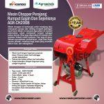 Jual Mesin Chopper Perajang Rumput Gajah & Sejenisnya AGR-CH200B di Makassar