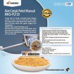 Jual Alat Cetak Pelet Manual – MKS-PLT10 di Makassar