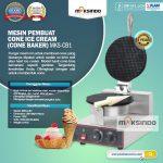 Jual Mesin Pembuat Cone Ice Cream (Cone Baker) di Makassar