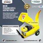 Jual Mesin Perajang Kayu dan Ranting Pohon – AGR-CP15 di Makassar