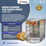 Jual Mesin Warmer Kue Harga Hemat – MKS-P01 di Makassar