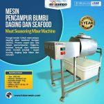 Jual Mesin Pencampur Bumbu Daging dan Seafood di Makassar