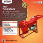 Jual Mesin Pemipil Jagung – PPJ003 di Makassar