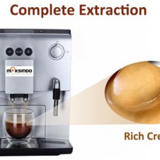 Jual Mesin Kopi Espresso Full Otomatis – MKP60 di Makassar