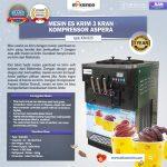 Jual Mesin Krim 3 Kran NEW MODEL (ICM-925) di Makassar