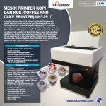 Jual Mesin Printer Kopi dan Kue (Coffee and Cake Printer) di Makassar