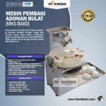 Jual Mesin Pembagi Adonan Bulat (MKS-BA60) di Makassar