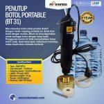 Jual Penutup Botol Portable (BT31) di Makassar