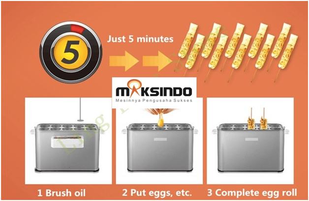 Mesin-Pembuat-Egg-Roll-Gas-5