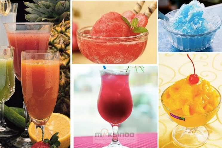 Mesin-Slush-Es Salju-dan-Juice-SLH01-1