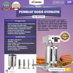 Jual Mesin Pembuat Sosis Otomatis (MKS-ELV10) di Makassar