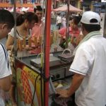 Jual Mesin Stick Waffle (hot dog wafel) di Makassar