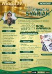 Workshop Mahir Mengelola Financial Syariah, 22-23 Juli 2017