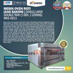 Jual Mesin Oven Roti Gas (MKS-GO11) di Makassar