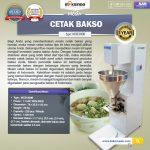 Jual Mesin Cetak Bakso MCB300B di Makassar