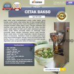 Jual Mesin Cetak Bakso MKS-MFC280 di Makassar