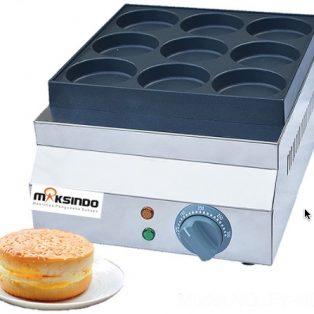 Jual Mesin Burger Telur Serbaguna (Gas- BURG9) di Makassar