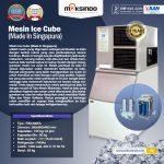 Jual Mesin Pembuat Es Batu (Ice Cuber Machine) di Makassar