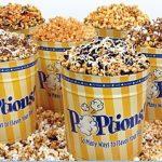 Jual Mesin Popcorn Gas (MKS-POP10) di Makassar