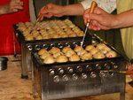 Jual Mesin Takoyaki Listrik (28 Lubang) di Makassar