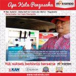 Jual Mesin Es Krim Rainbow 3 Kran (ICM-919J) di Makassar