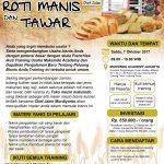 Training Usaha Roti Manis dan Tawar, 7 Oktober 2017