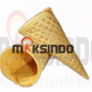 Jual Cone Ice Cream Bentuk Kerucut di Makassar