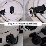 Jual Mesin Penghangat Sop Stainless (Soup Kettle) – SB7000 di Makassar