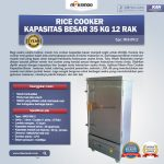 Jual Rice Cooker Kapasitas Besar 35 Kg 12 Rak di Makassar