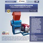 Jual Mesin Penghancur dan Perajang Plastik di Makassar