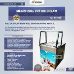 Jual Mesin Roll Fry Ice Cream RIC50 di Makassar