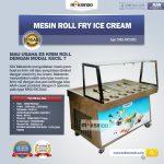 Jual Mesin Roll Fry Ice Cream RIC50x2 di Makassar