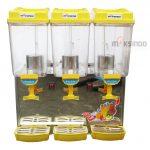 Jual Mesin Juice Dispenser 3 Tabung (17 Liter) – DSP-17X3 di Makassar