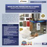 Jual Mesin Filling Tepung dan Biji (2-200 gr) di Makassar