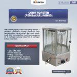 Jual Corn Roaster (Pembakar Jagung) MKS-ROC1 di Makassar