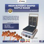 Jual Mesin Butterfly Shaped Waffle Maker (MKS-BFLYW12) di Makassar
