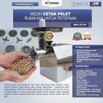 Jual Mesin Cetak Pelet Rumahan Untuk Peternak (MKS-PLT25) di Makassar