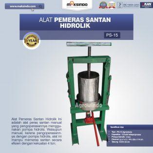 Jual Mesin Pemeras Santan di Makassar
